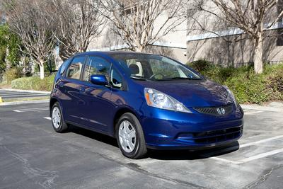 Used 2012 Honda Fit Sport