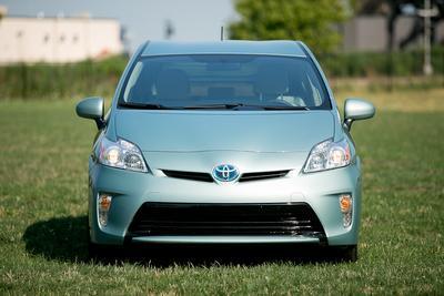 2012 Toyota Prius Four