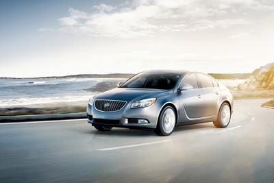 Certified 2013 Buick Regal