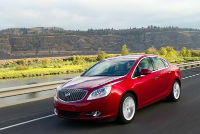 Certified 2013 Buick Verano Base