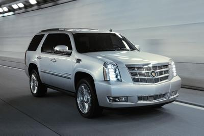 Used 2013 Cadillac Escalade Platinum Edition
