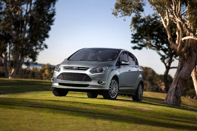 Certified 2013 Ford C-Max Energi SEL