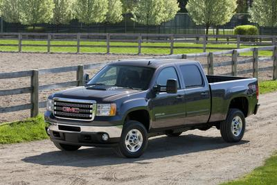 Used 2013 GMC Sierra 2500 SLE