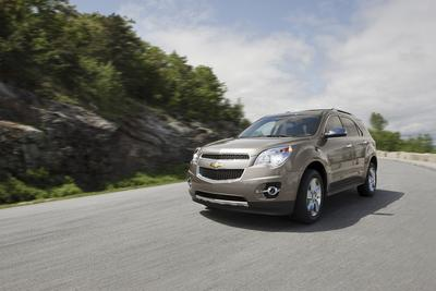 Certified 2013 Chevrolet Equinox