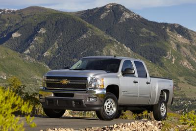Used 2013 Chevrolet Silverado 2500 Work Truck