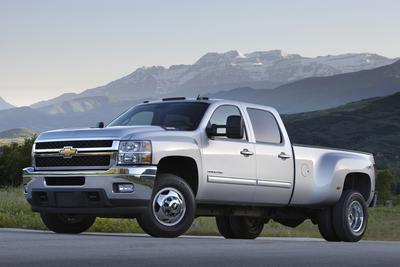 Used 2013 Chevrolet Silverado 3500 Work Truck