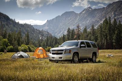 Used 2013 Chevrolet Tahoe Hybrid Base