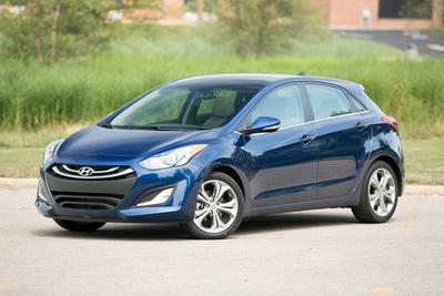 Used 2013 Hyundai Elantra GT Base