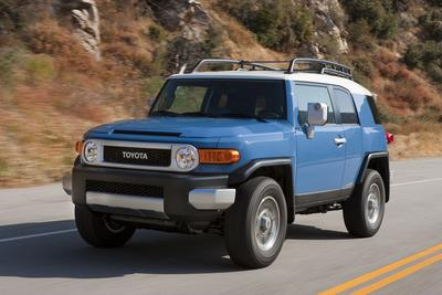 Used 2013 Toyota FJ Cruiser Base