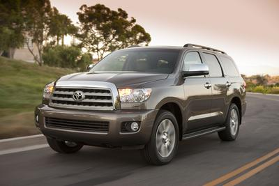 Certified 2013 Toyota Sequoia 4x4 5DR PLAT V8 SUV