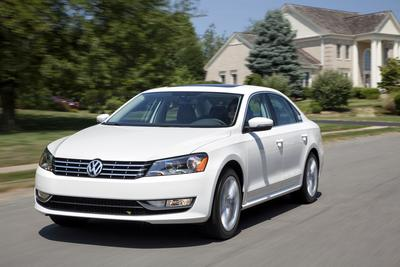 2013 Volkswagen Passat 2.0 TDI SE