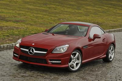 Certified 2013 Mercedes-Benz SLK350