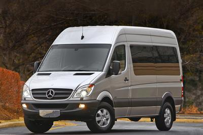 Used 2013 Mercedes-Benz Sprinter HIGH ROOF