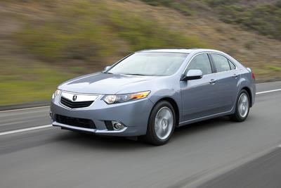Certified 2013 Acura TSX TECH