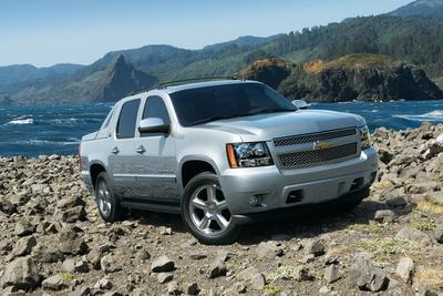 Certified 2013 Chevrolet Avalanche