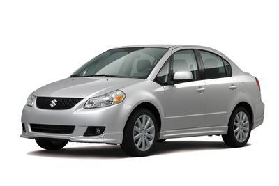 Used 2013 Suzuki SX4 LE
