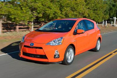 Used 2013 Toyota Prius c ONE/TWO/THREE/FOUR