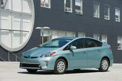 Used 2013 Toyota Prius Plug-in Base