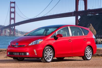 Certified 2013 Toyota Prius v II