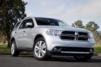 New 2013 Dodge Durango Citadel
