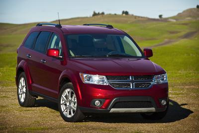 Certified 2013 Dodge Journey SE