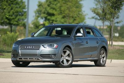 Certified 2013 Audi allroad Premium Plus
