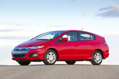 Used 2013 Honda Insight Base