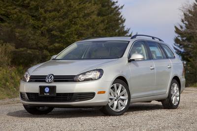 Certified 2013 Volkswagen Jetta SportWagen