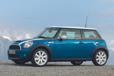 Used 2012 MINI Cooper S Base