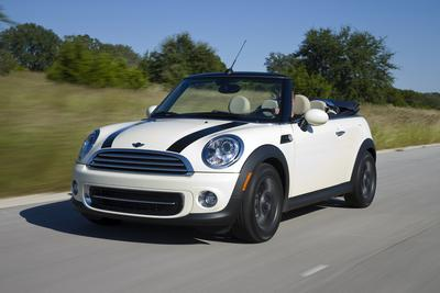 Used 2012 MINI Cooper Base