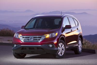 Used 2013 Honda CR-V LX