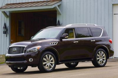 Certified 2013 INFINITI QX56 Base