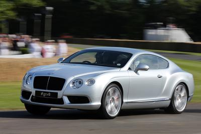 Certified 2013 Bentley Continental GT
