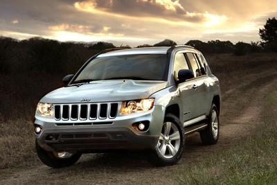 Certified 2013 Jeep Compass