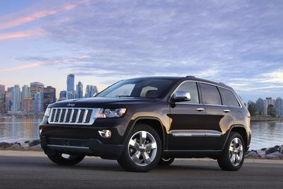 New 2013 Jeep Grand Cherokee Overland