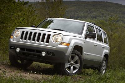 Used 2013 Jeep Patriot Sport