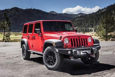 Certified 2013 Jeep Wrangler Unlimited