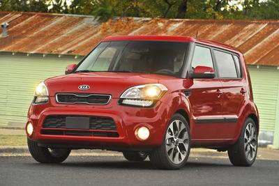 Used 2013 Kia Soul Base