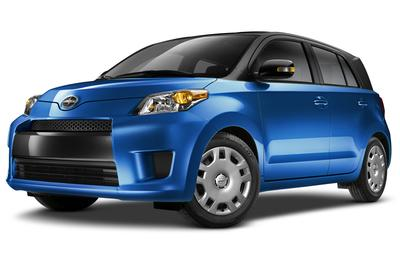 Certified 2013 Scion xD 5-DOOR