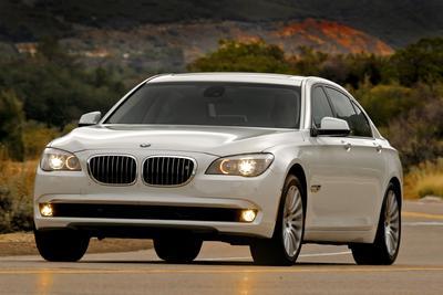 Used 2012 BMW 750 Li