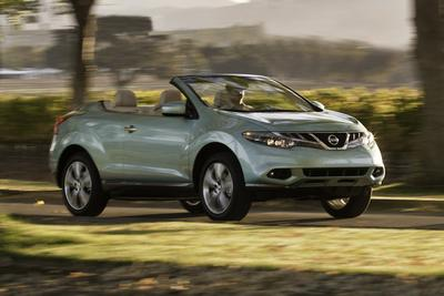 Used 2012 Nissan Murano CrossCabriolet
