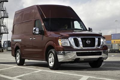 Used 2012 Nissan NV Cargo