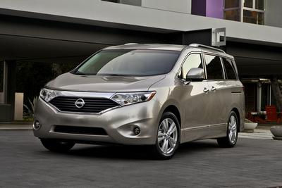 Used 2012 Nissan Quest S
