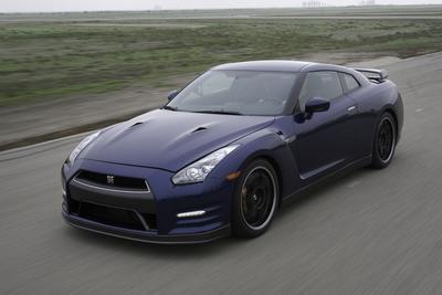 Used 2012 Nissan GT-R Black Edition