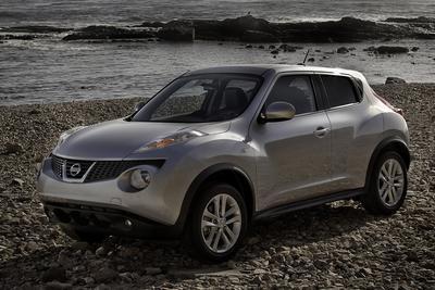 Used 2012 Nissan Juke SV