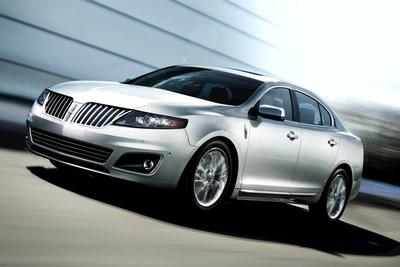 2012 Lincoln MKS EcoBoost