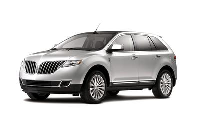 Used 2012 Lincoln MKX Base