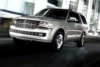 Used 2012 Lincoln Navigator L