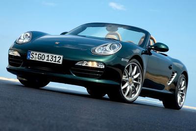 Used 2012 Porsche Boxster Spyder