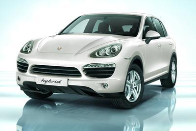 Used 2012 Porsche Cayenne Hybrid S